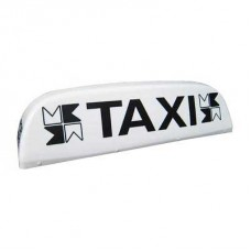 """Aero 30"""" Taxi Roof Sign"""