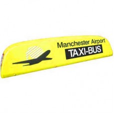 "Aero 36"" Taxi Roof Sign"