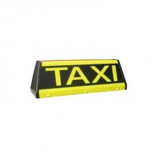 """Angle 18"""" Taxi Roof Sign"""