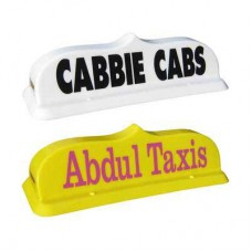 "Eastern 18"" Taxi Roof Sign"