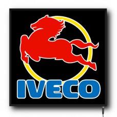 LED Iveco logo sign (IV001)