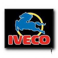 LED Iveco logo sign (IV002)
