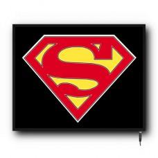 LED Superman logo sign (MI006)