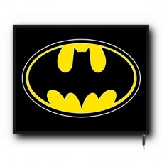 LED Batman logo sign (MI008)