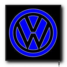 LED VW logo sign (MT005)