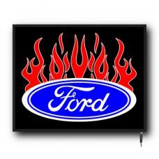 LED Ford logo sign (MT006)