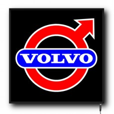 LED Volvo logo sign (VO001)