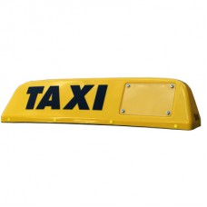 Northern Ireland Taxi Sign