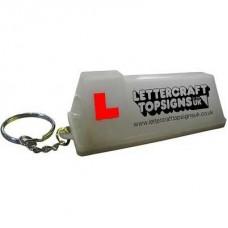 School of Motoring Key Chain